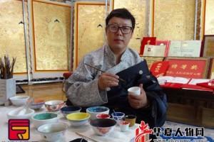 华夏传承人物 | 杨本加-唐卡传承人