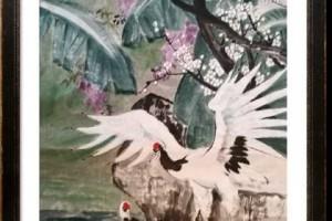 """""""忘情山水翰墨香""""——访艺术家任娅"""
