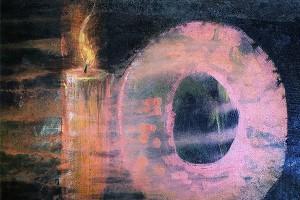 """艺术家左晋谈他的艺术探索——""""感觉画派"""""""